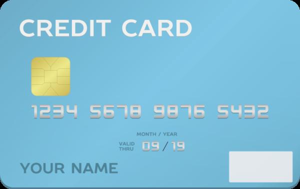 クレジットカード 券面